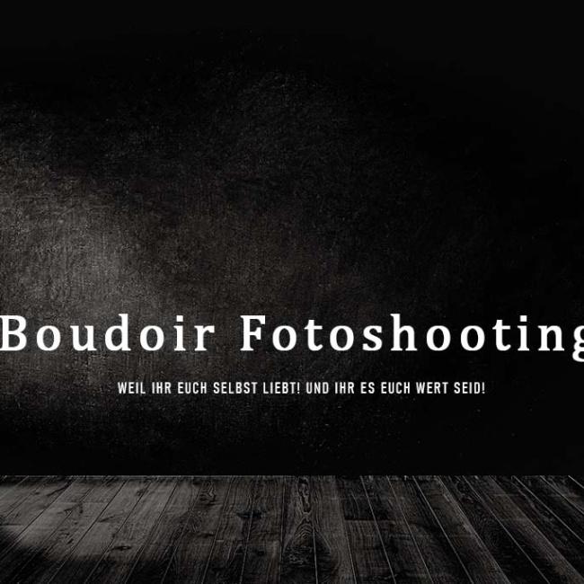 Boudoir-Fotoshooting
